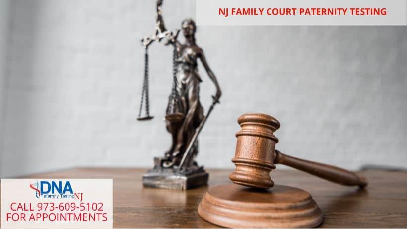 NJ Family Court Paternity Testing